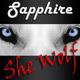 Sapphire She Wolf