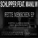 Schlipper feat. Manu.W Fette Menschen EP