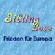 Sibling Love Frieden Für Europa