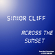 Sinior Cliff Across the Sunset