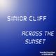Sinior Cliff Across the Sunset