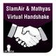 Slamair & Mathyas Virtual Handshake