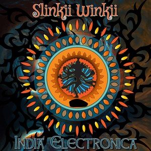 Slinkii Winkii - India Electronica (D-a-r-k Records)