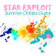Star Exploit Summer of Ibiza Guitar