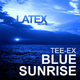 Tee-Ex Blue Sunrise