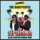 The Boatpeople September(Alex Carter Vocal Mix)