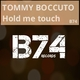 Tommy Boccuto Hold Me Touch