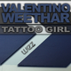 Valentino Weethar Tattoo Girl