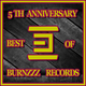 Various Artists 5th Anniversary - Best of Burnzzz Records