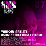 Acid Phinex and Friends by Various Artists mp3 download