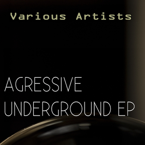 Various Artists - Agressive Underground Ep (Damaged Tools Records)