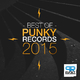 Various Artists Beste of Punky Records 2015