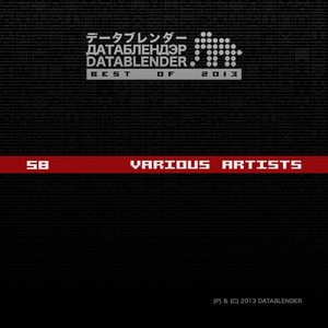 Various Artists - Best of 2013 (Datablender)