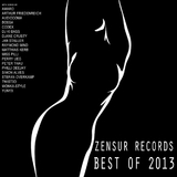 Best of Zensur Records 2013 by Various Artists mp3 download