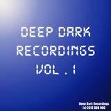 Deepdark Recordings Vol1 by Various Artists mp3 download