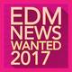 Various Artists - EDM News Wanted 2017