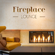 Various Artists Fireplace Lounge