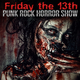 Various Artists - Friday the 13th: Punk Rock Horror Show