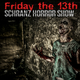Various Artists - Friday the 13th: Schranz Horror Show