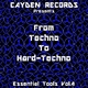 Various Artists - From Techno to Hardtechno: Essential Tools, Vol. 4