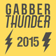 Various Artists Gabber Thunder 2015