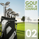 Various Artists Golf Chill & Lounge, Vol. 02