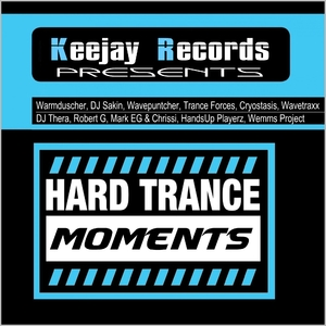 Various Artists - Hard Trance Moments (Keejay Records)