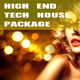 Various Artists - High End Tech House Package