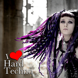 I Love Hard Techno by Various Artists mp3 download