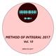 Various Artists - Method Of Integral 2017, Vol. 10