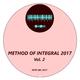 Various Artists Method of Integral 2017, Vol. 2