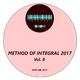 Various Artists Method of Integral 2017, Vol. 8