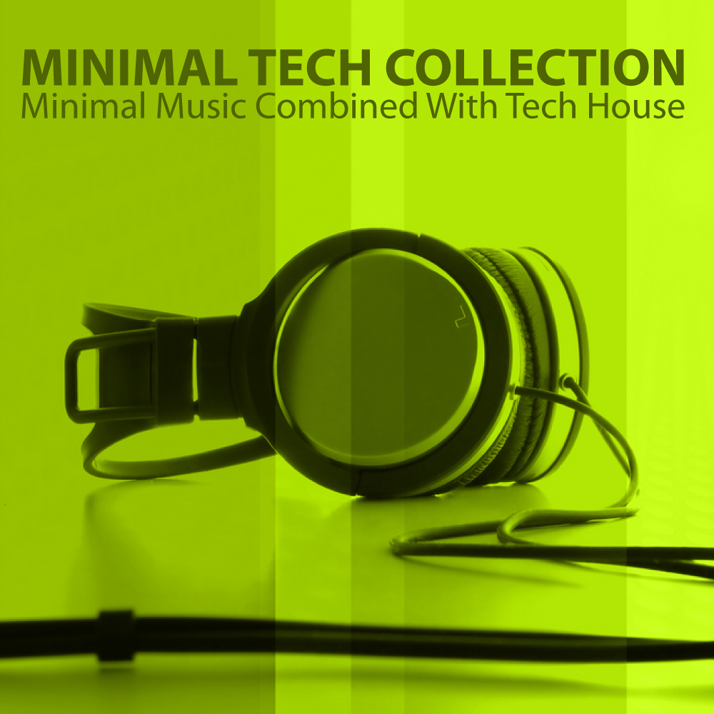 Various artists minimal tech collection minimal music for Minimal house artists