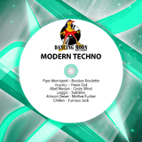 Modern Techno by Various Artists mp3 download