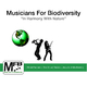 Various Artists - Musicians for Biodiversity: In Harmony with Nature