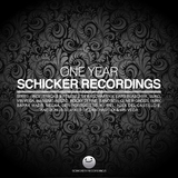 One Year Schicker Recordings by Various Artists mp3 download