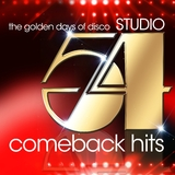 Studio 54 Comeback Hits(The Golden Days of Disco) by Various Artists mp3 download
