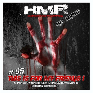 Various Artists - This Is for My Friends Remix Ep (Harmonix Records)