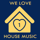 Various Artists - We Love House Music 1