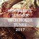 Various Artists Wonderful Summer Tech House Tunes 2017