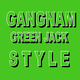 Various Gangnam Green Jack Style