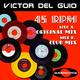 Victor Del Guio 45 Rpm