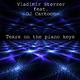 Vladimir Sterzer feat. DJ Cartoon - Tears on the Piano Keys