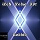 Web Noise Art Rabbia