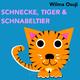 Wilma Osuji Schnecke, Tiger & Schnabeltier