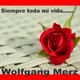 Wolfgang Merz Siempre Toda Mi Vida
