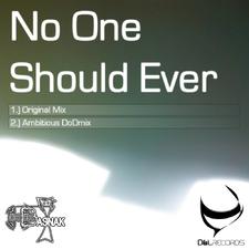 No One Should Ever