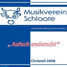 Chränzli 2008