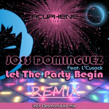 Let the Party Begin Remix