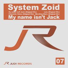 My Name Isn't Jack